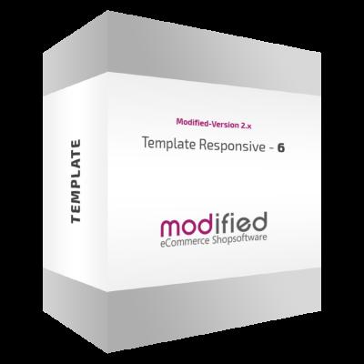 Template Responsive - 6