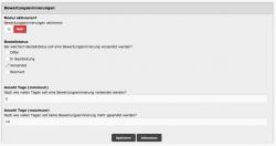 Bewertungserinnerungen per E-Mail